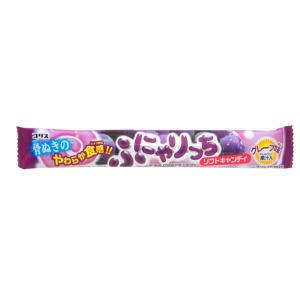 ふにゃりっち ソフトキャンディグレープ味 50円×20