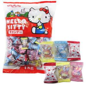 ハローキティキャンディー(ケース) 1Kg×8袋
