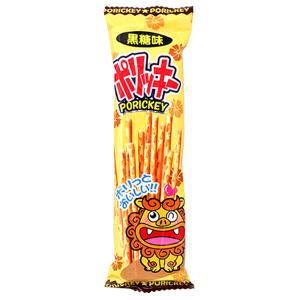 ポリッキー 黒糖味 15円×24