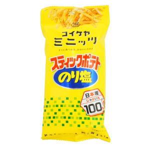 スティックポテトのり塩味 100円×6