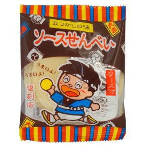 やおきん ソースせんべい 30円×10
