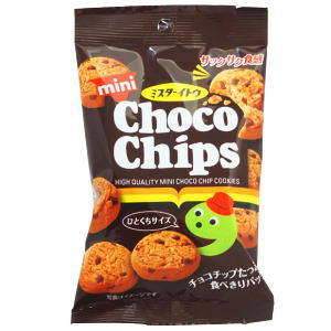 36gミニチョコチップクッキー 70円×6